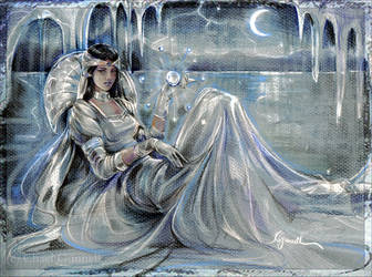 Winter Empress by Chael