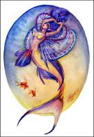 Demi Sea Princess by Chael