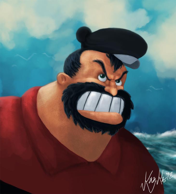 Brutus by YokaiOni
