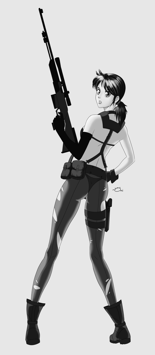 Quiet WIP by YokaiOni