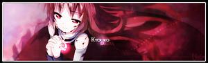 Kyouko Sakura Signature 02