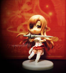 Asuna KoB Equipped Ver. 2.5 Figure