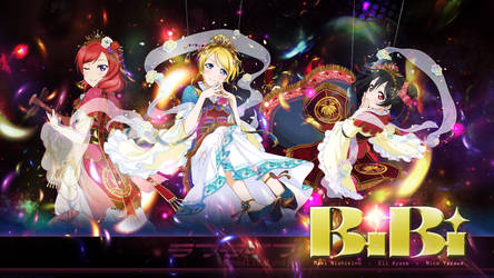 Love Live! School Idol Festival BiBi Wallpaper V2 by Ch1zuruu