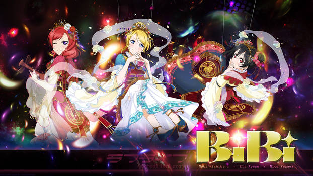 Love Live! School Idol Festival BiBi Wallpaper V2