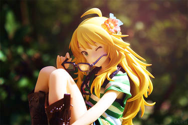 the iDOLM@STER - Miki Hoshii 1/8 Figure by Ch1zuruu