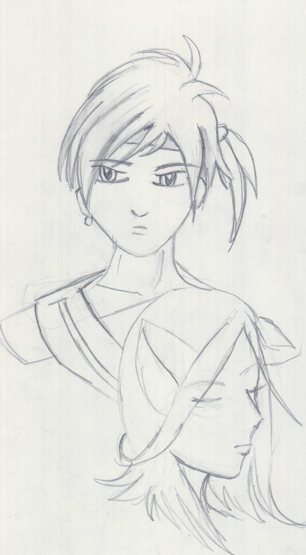 new char by Kyatto-Gaddo