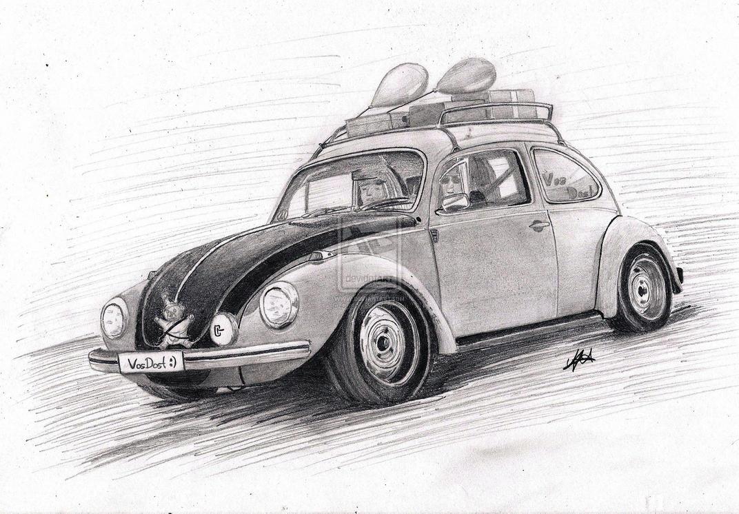 VW Beetle - VosDost :) by CptSky