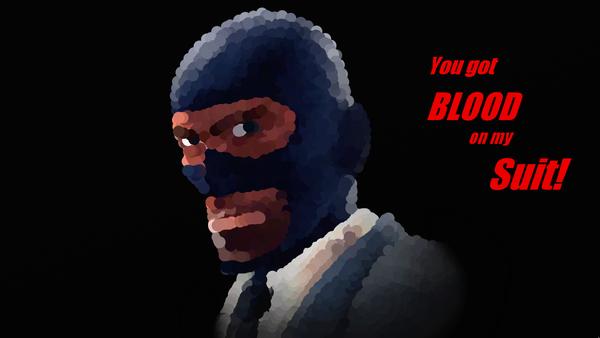 The Spy by mrgrey55