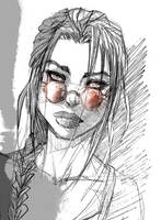 Sunglasses by Adayka