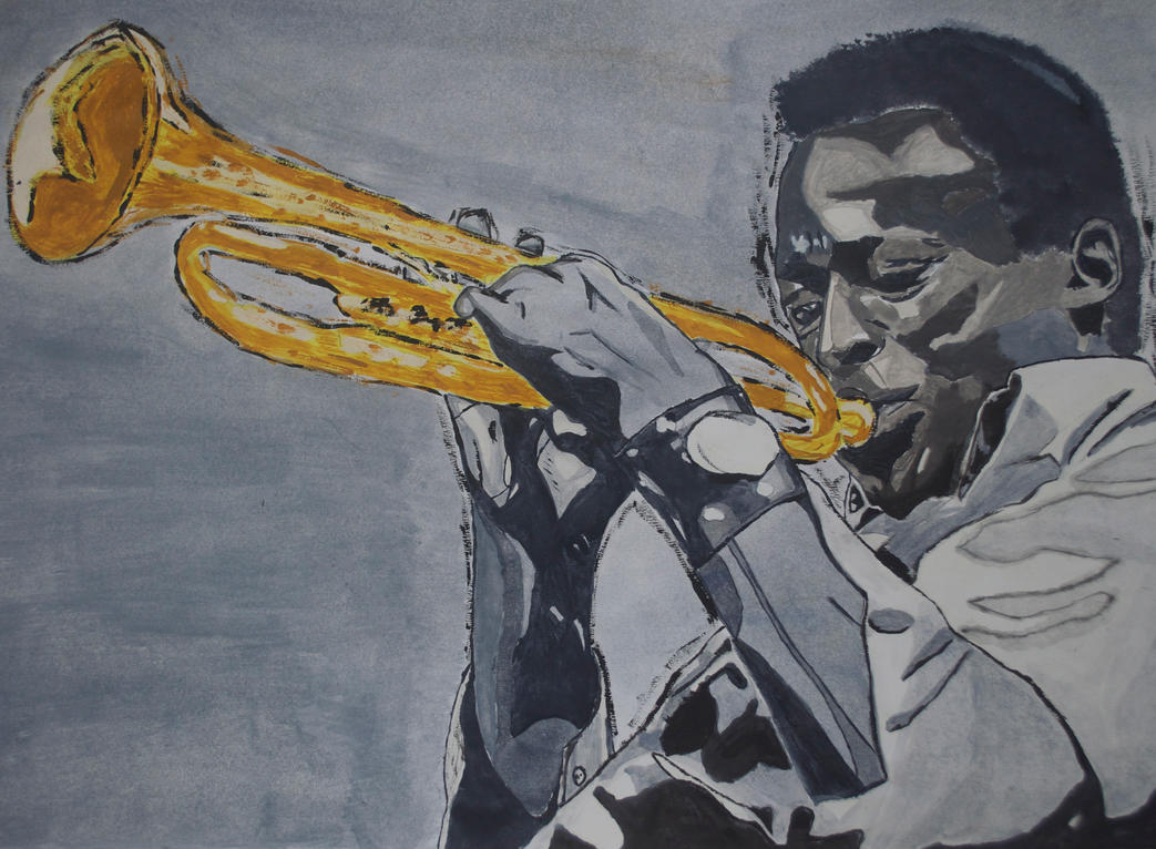 Miles Davis Paintings For Sale