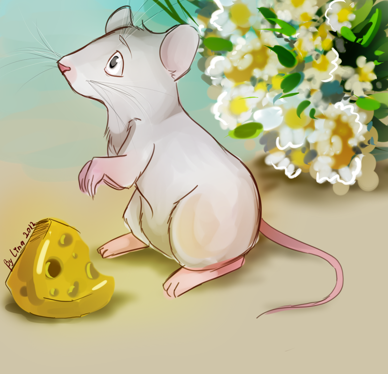 Flowers For Algernon By Linexyy On DeviantArt