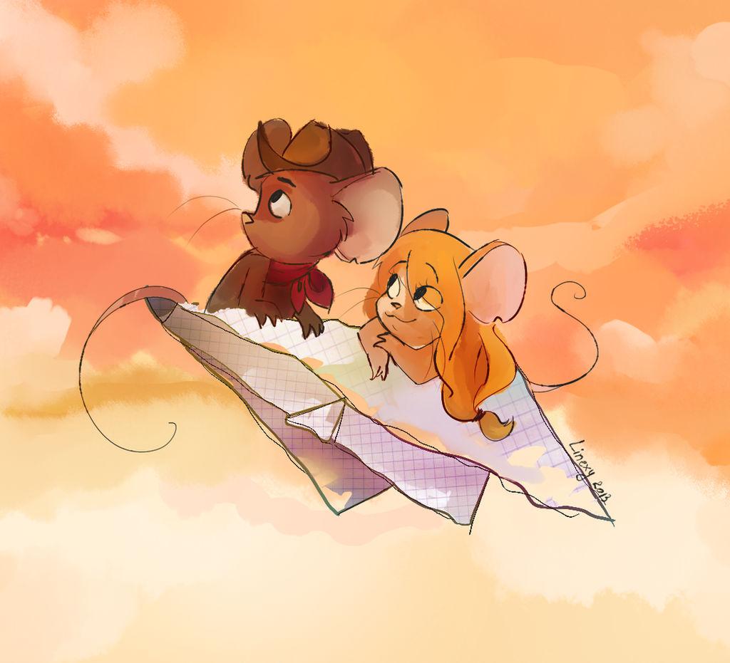 Flight by Linexyy
