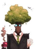 Tree Lawyer by Tysirr