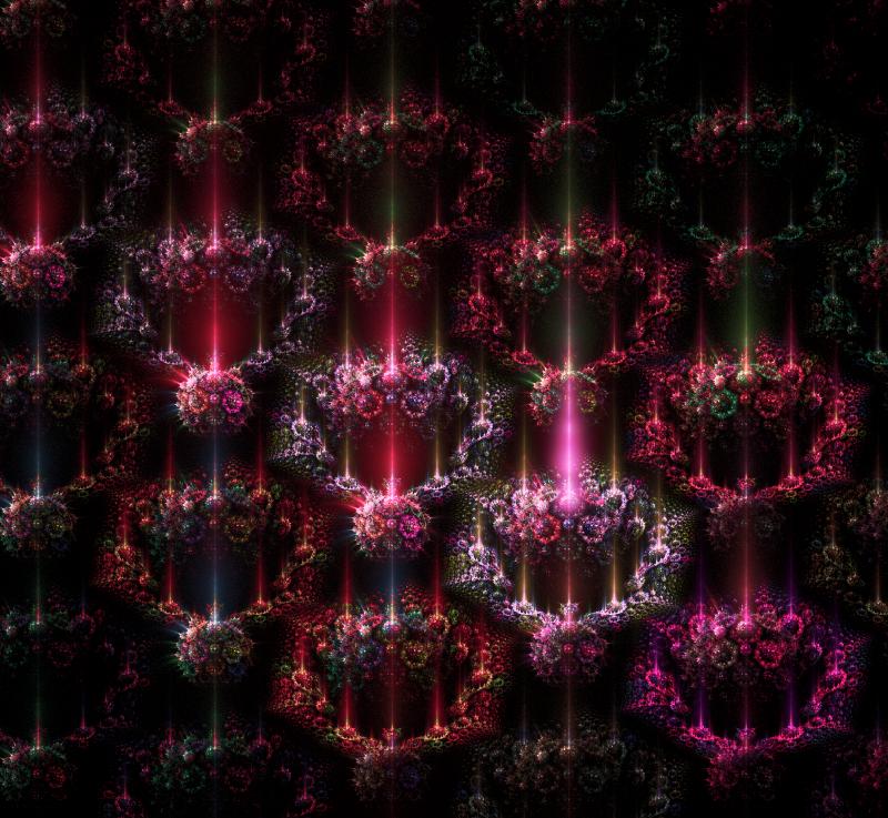 """Fractal .5 """"Berries"""" by C-91"""
