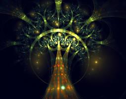 Wisdom Tree by C-91