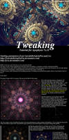Apophysis Tweaking Guide