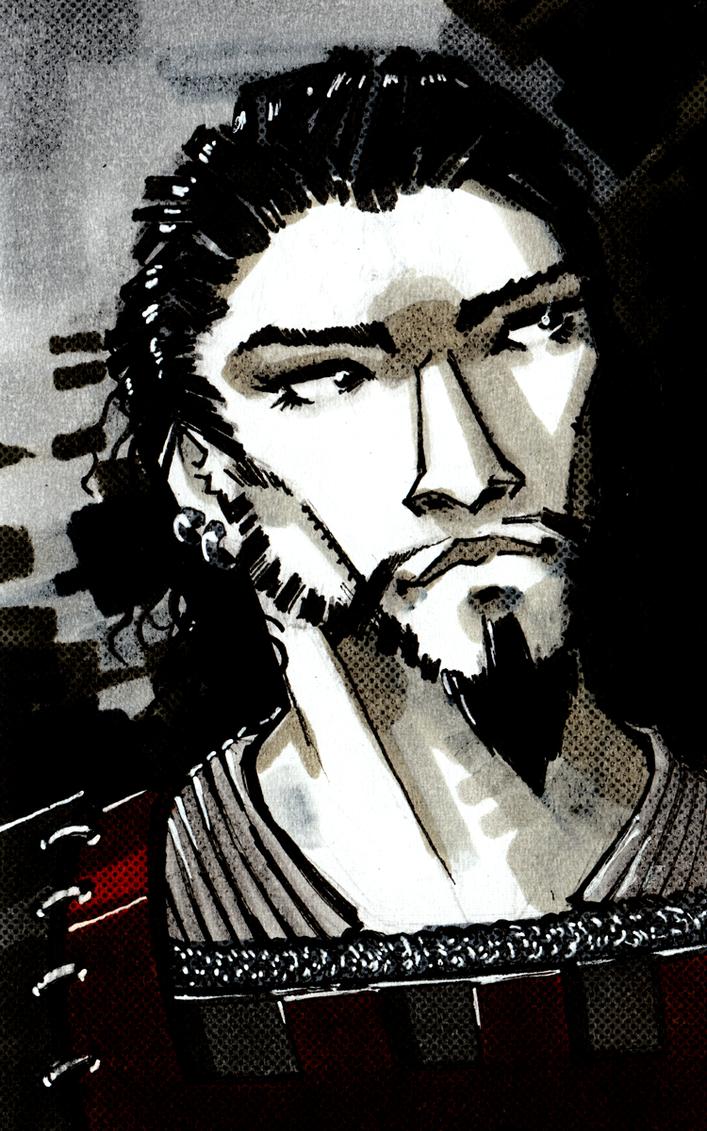 Prince Saariff (D-n-D Rogue) by dForrest