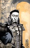 Junior Commissar Torren by dForrest