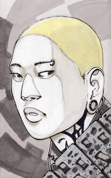 Choo Portrait