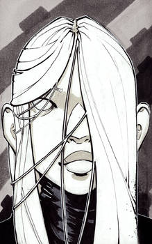 SolHwa Portrait