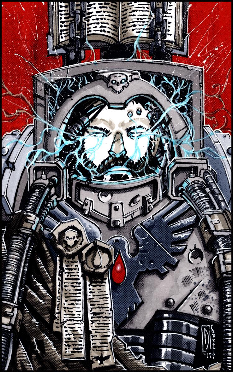 Chief LIbrarian Wolfraith