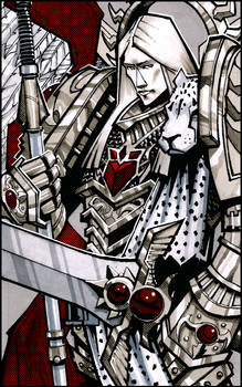Primarch Sanguinius Father of Blood Angels