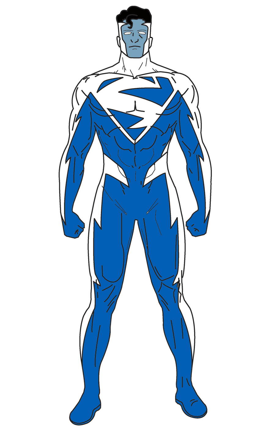 Blue Lantern Superman