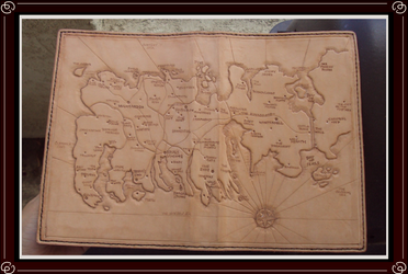 Map of Westeros book Cover