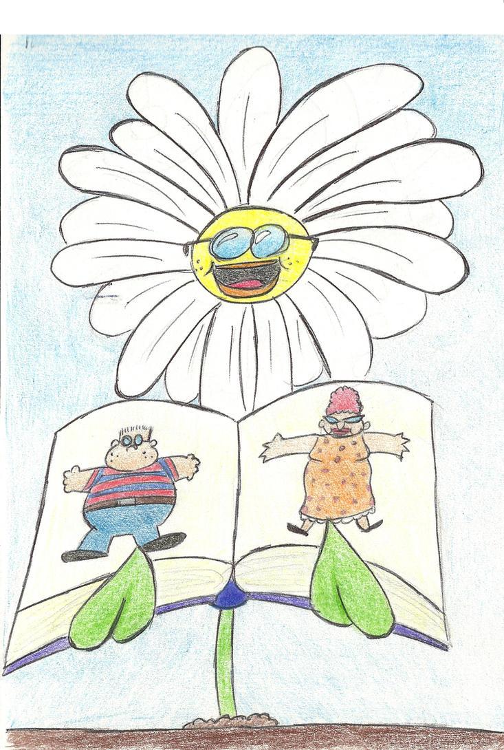 Tribute to Gary Larson by boshthehedgehog