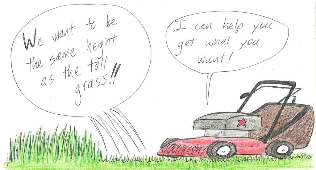 Socialism by boshthehedgehog