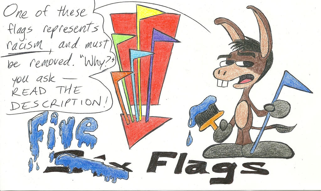 Coming Soon-Five Flags! by boshthehedgehog