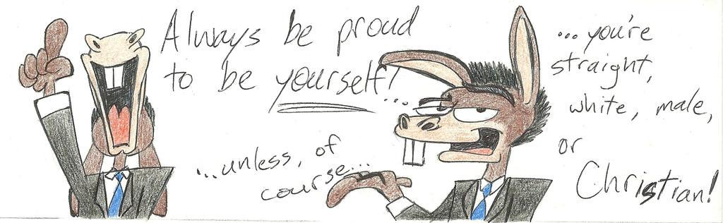 Pride by boshthehedgehog