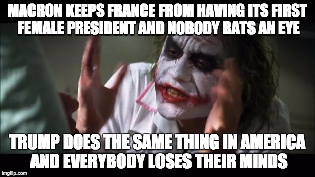French Election 2017 by boshthehedgehog