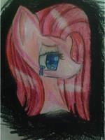 Pinkamena: Why is it allways me... by moonflake123