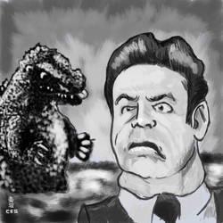 Godzilla Silliness by CEG-Productions