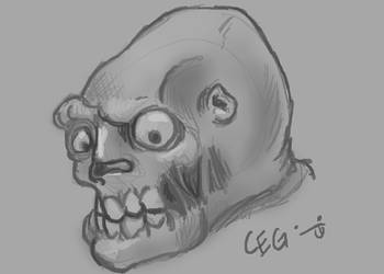 Skully by CEG-Productions