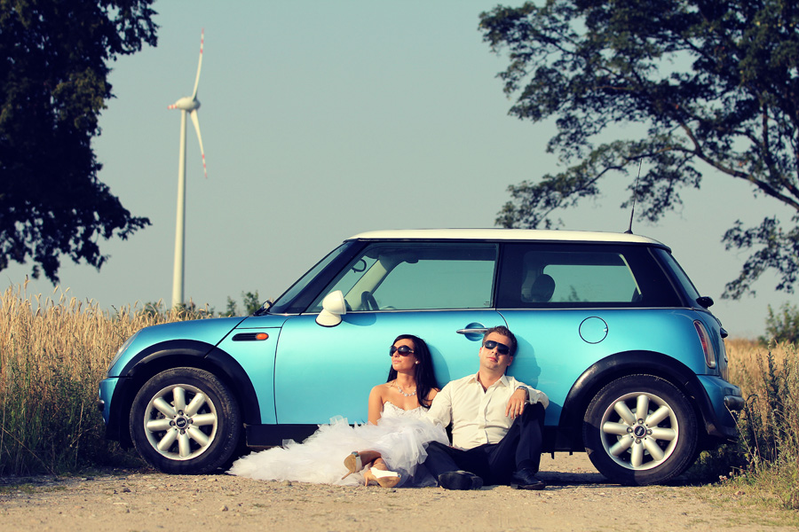 Just Married by PhotoYoung