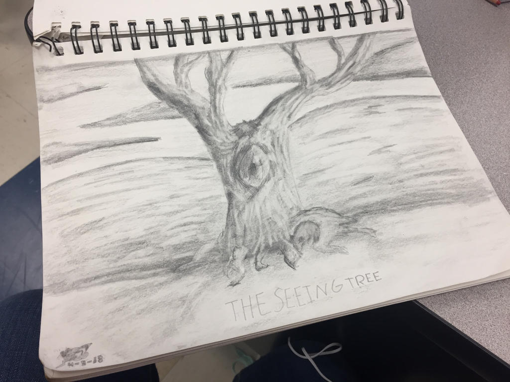 The Seeing Tree by Stormsfeather