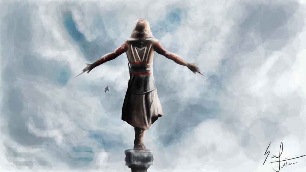 Assassins Creed by shivayya