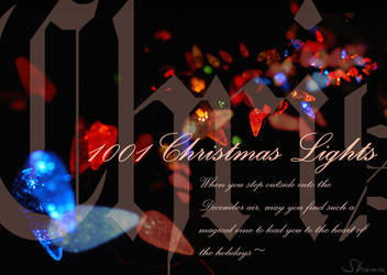 1001 christmas lights by bled