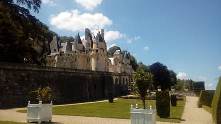 Sleeping Beauty's Castle I