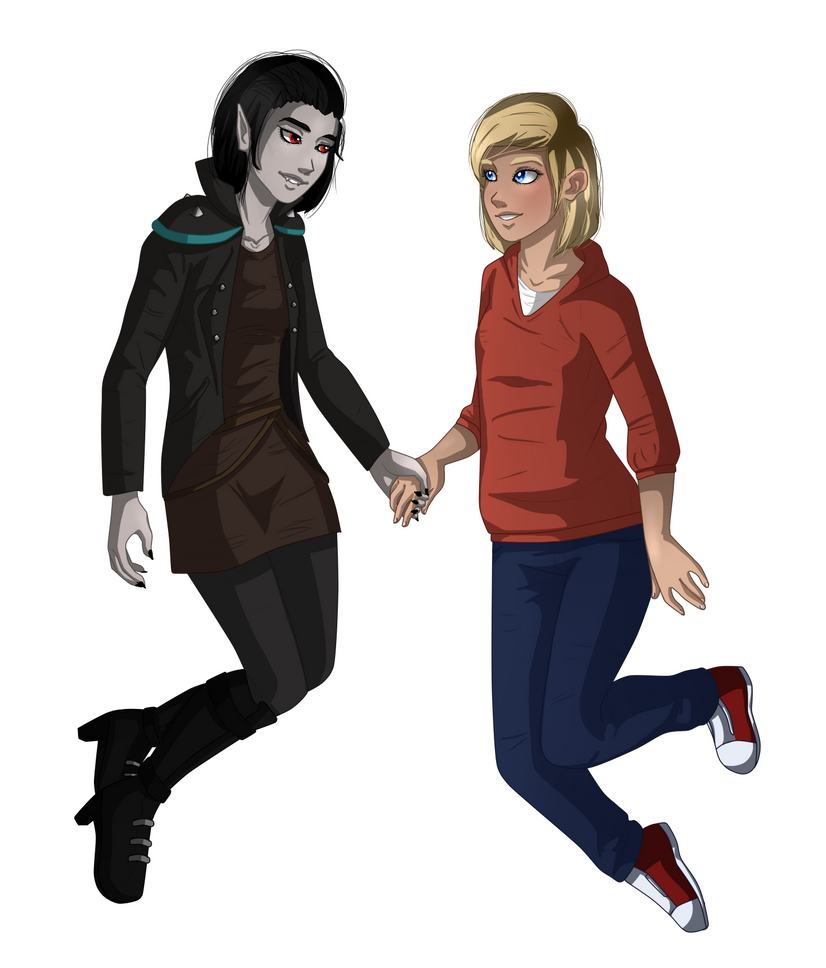 The Little V&ire (Gender Bender) by NastyaMun ...  sc 1 st  DeviantArt & The Little Vampire (Gender Bender) by NastyaMun on DeviantArt