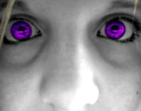 Fantastic Eyes by ImWeird4You