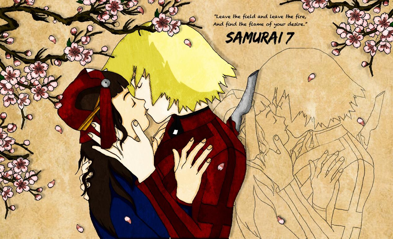 Samurai 7: Cherry Blossoms by Anendda-Rysden on DeviantArt