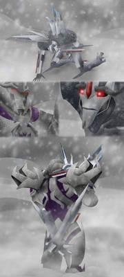 Megatron's Mercy