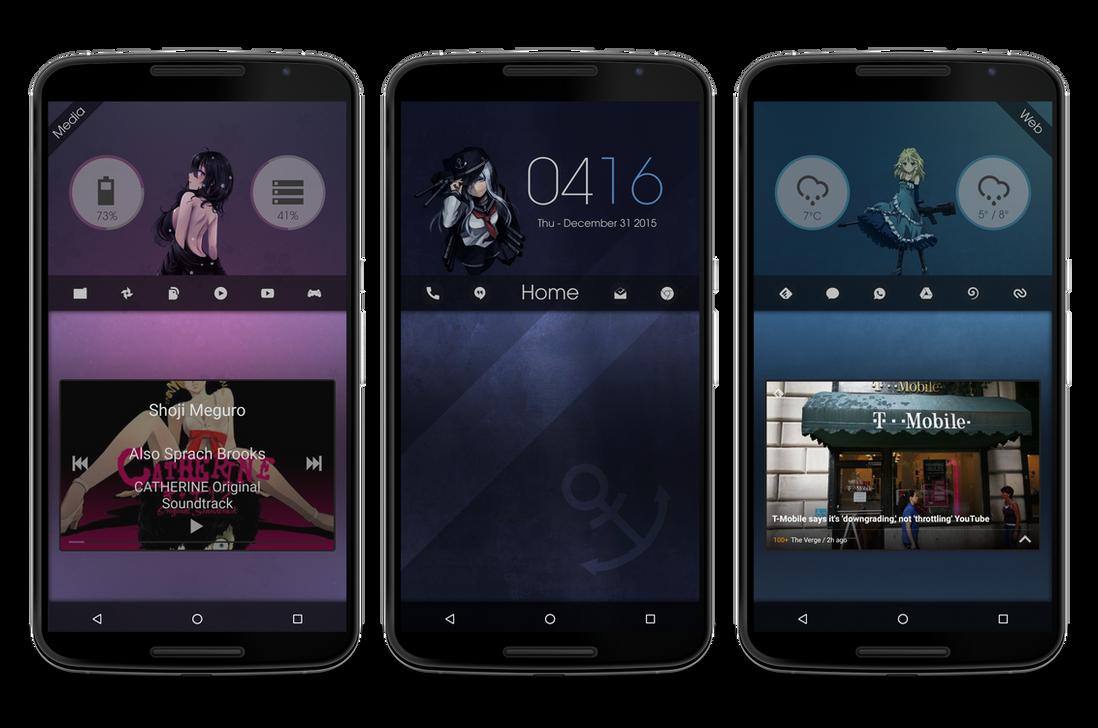Scope\'s Custom Homescreen Design V2 by Scope10 on DeviantArt