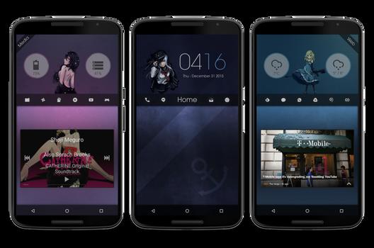 Scope's Custom Homescreen Design V2