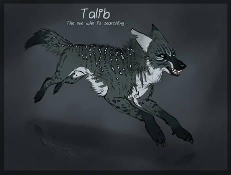Adoptables - Talib Closed