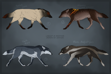 Adoptables - Runner CLOSED by Anipurk