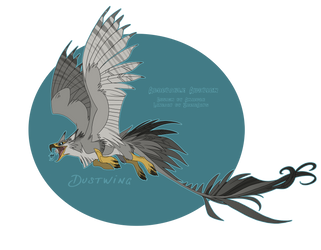 Adoptable - Dustwing Closed by Anipurk